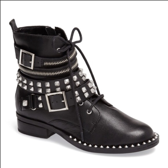 Dolce Vita Shoes - Dolce Vita Stirling Combat Boot 131fb5a26533